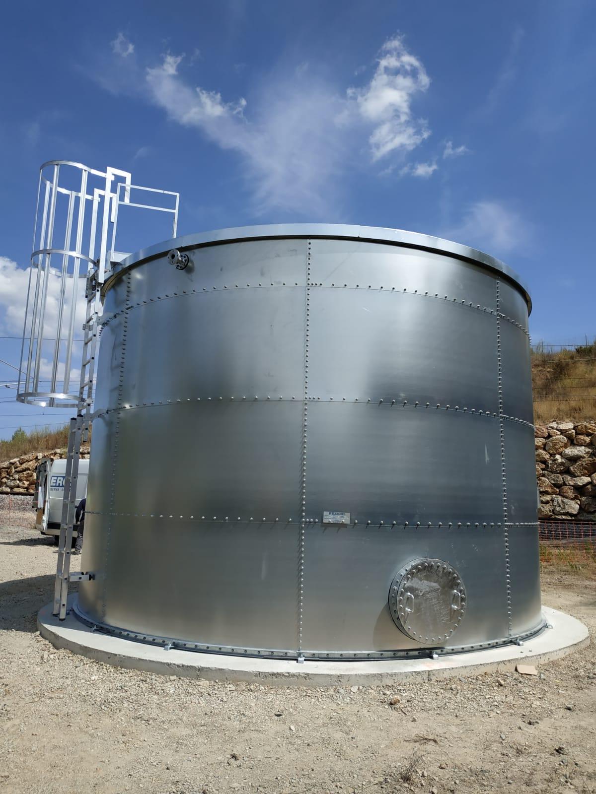 Tanques de Agua Potables: Instalación y Mantenimiento
